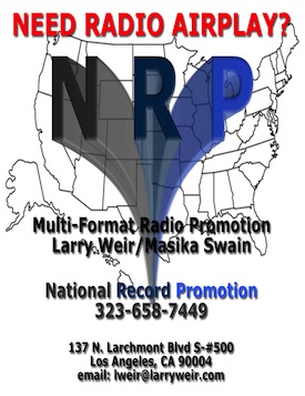 National Record Promotion details